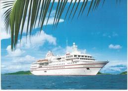 Nave Da Crociera MS Hanseatic - H3369 - Barche