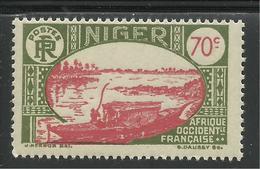 NIGER 1940 YT 78** SANS CHARNIERE NI TRACE - Niger (1921-1944)