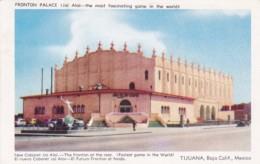 Mexico Tijuana Jai Alai Fronton Palace