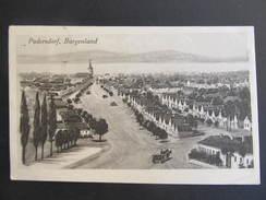 AK PODERSDORF 1925 /// D*22723 - Österreich