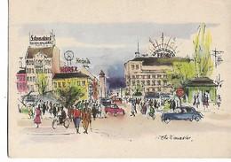 Victor  Weinrich    -       Oslo  -  Rosenkrantzgaten - Illustrators & Photographers