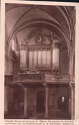 Grandes Orgues électriques De L'Eglise Parois. De DORNACH Construites Par Les Etablissements E.A. Roethinger, Strasbourg - Autres Communes