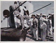 CAID Sammelbild - Unsere Reichsmarine - Geschützbedienung (27592) - Cromo