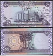 Iraq P 90 - 50 Dinars 2003 - UNC - Iraq