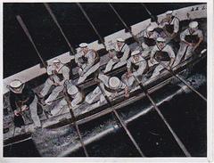 CAID Sammelbild - Unsere Reichsmarine - Fangboot Mit Torpedo (27593) - Cromo