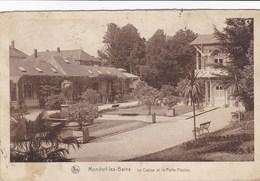 Mondorf Les Bains, Le Casino Et La Petite Piscine (pk34047) - Mondorf-les-Bains