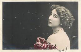 CAROLINE OTERO CHANTEUSE DANSEUSE SPECTACLE CELEBRITE - Chanteurs & Musiciens