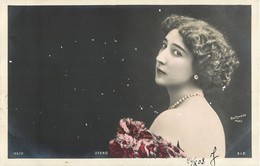 CAROLINE OTERO CHANTEUSE DANSEUSE SPECTACLE CELEBRITE - Singers & Musicians