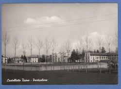 CASTELLETTO TICINO (Novara) - F/G  B/N   Lucida  (170909) - Andere Städte