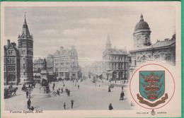 Angleterre - Victoria Square, Hull - Kingston On Hull - Hull