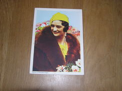 Chromo AIGLON N° 2 Photogravure SOUVERAINS ET PRINCES Belgique Roi Léopold 3 Famille Royale Chocolat Trading Card - Aiglon