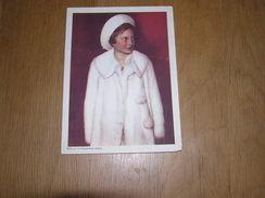 Chromo AIGLON N° 3 Photogravure SOUVERAINS ET PRINCES Belgique Roi Léopold 3 Famille Royale Chocolat Trading Card - Aiglon