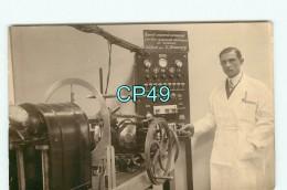 B -  49 - ANGERS -  Ecole - ART Et METIER ? - Gadzart ? -  Professeur Rince En 1929 - Angers
