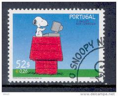 ! ! Portugal - 2000 Snoopy - Af. 2725 - Used - Usati