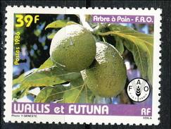 WF 1986 N. 335 Albero Del Pane MNH Cat. € 1.10 - Wallis E Futuna