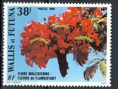 WF 1986 N. 336 Flora Locale MNH Cat. € 1.10 - Wallis E Futuna