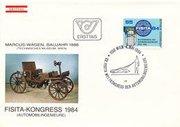 L3155 - Austria (1984) Wien: FISITA (Fédération Internationale Des Sociétés D'Ingénieurs Des Techniques De L'Automobile)