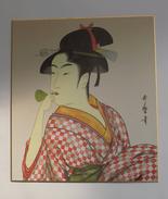 Ukiyoe : Reproduction - Prints & Engravings