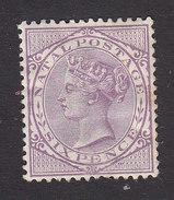Natal, Scott #71, Mint Hinged, Victoria, Issued 1884 - Natal (1857-1909)