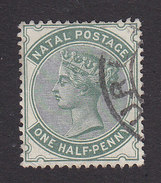 Natal, Scott #66, Used, Victoria, Issued 1884 - South Africa (...-1961)