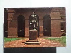 1960 YEARS USA CONNECTICUT HARTFORD THOMAS HOOKER PASTOR OF FIRST CHURCH POSTCARD - Hartford