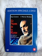 Dvd Zone 2 Le Nom De La Rose (1986) Édition Spéciale Collector Name Der Rose, Der Vf+Vostfr - History