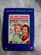 Dvd Zone 2 Les Sept Femmes De Barberousse (1954) Édition Spéciale Collector Seven Brides For Seven Brothers Vf+Vostfr - Commedia Musicale