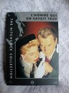 Dvd Zone 2 L'Homme Qui En Savait Trop (1956) La Collection Hitchcock The Man Who Knew Too Much Vf+Vostfr - Klassiekers