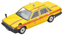 Nissan Cedric Taxi LV-N43-13b Nihon Kōtsū 1/43 Diecast ( Tomytec ) - Commercial Vehicles