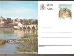 Spain ** & Inteiro Postal, Rio Douro, Zamora 1997 (163) - Ponti