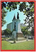 Lourenço Marques - Estatua De Antonio Enes ( 2 Scans ) Moçambique Mozambique Afrique - Mozambique