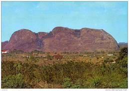 Vila Pery - Cabeça Do Velho Rock Tête De L´ancien - Moçambique - Mozambique ( 2 Scans ) Afrique Portugaise - Mozambique