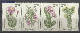 Monaco 1993 Mi Vie2122-2125 MNH -  Cactuses  ( ZE1 MNCvie2122-2125 )
