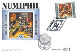 L3188 - Austria (1994) 1150 Wien: 800 Years Vienna Mint