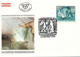 L3193 - Austria (1987) 4831 Obertraun: Dachstein - Ice Cave