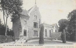 94)  LA VARENNE SAINT HILAIRE  - Quai St. Hilaire - La Bruyère - Other Municipalities