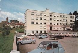 32.280 ROUSSILLON                                 La Clinique Et Le Village - Roussillon