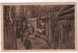 Nr.  4115, Feldpost, Kantine - War 1914-18
