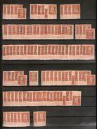Lotje PELLENS Nr. 108 + 100 Zegels Variërende Merendeel Goede Staat Met Ook ** MNH Aanwezig ; O.a. Nr. 46 (5x) ! LOT 151 - Vorfrankiert