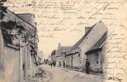 CPA 36  POULAINES RUE DU HAUT MARAIS 1907 - France