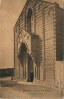 BRINDISI    CHIESA  DEL  CASALE  (MONUMENTO NAZIONALE)   2 SCAN   (VIAGGIATA) - Brindisi