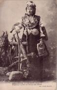 SERBIE - SOUVENIR D'ORIENT 1914-1915 - FEMME SERBE EN TENUE DE FETE - CARTE NEUVE. - Serbia