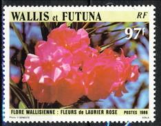 WF 1986 N. 351  Fiori MNH Cat. € 3 - Wallis E Futuna