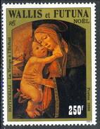 WF 1986 N. 352 Natale MNH Cat. € 7.30 - Wallis E Futuna