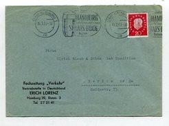 """Bier / 1960 / O Hamburg """"Senats-Bock"""" A. Bf. (4493)"""