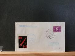 66/703   LETTRE  NEDERLAND  + VIGNETTE