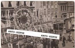 KAATSHEUVEL NL KERMIS FOTOKAART 1934  LOOPINGTHELOOP SCHOMMELS 10 CENT  1029 - Foires