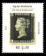Allemagne Deutschland 2985 Penny Black