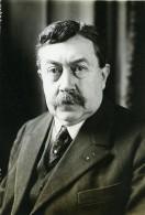 Paris Politicien Paul Painlevé Portrait Ancienne Photo Meurisse 1930