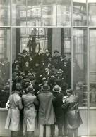 Paris Elysee Politicien Ministere Camille Chautemps Ancienne Photo Meurisse 1930 - Famous People